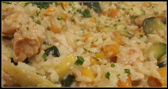 Harvest Risotto