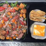 Butternut Steak salad